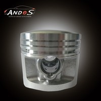 Custom Piston for All Models Motorcycle OEM Forged Aluminum Piston