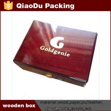 yiwu wholesale wooden cigar box popular