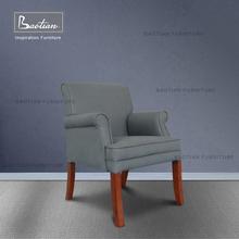 Hotel-Use Modern Fabric dinning room chair