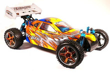 hsp 1/10 Electric Brushless rc buggy 94107pro
