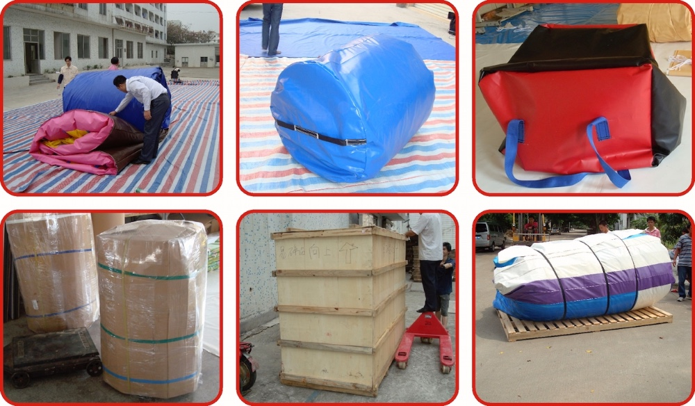 inflatable packaging
