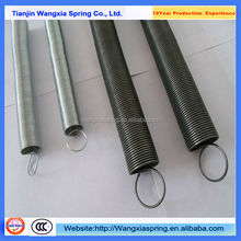 Double hook high strength galvanized Tension Spring
