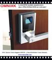 D-7010 fingerabdruck rfid digitale sicherheit türschloss für wohnung