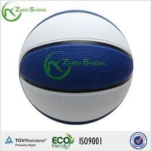 Zhensheng Top Quality Coloured Rubber Basketballs
