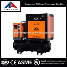 Highest Level OEM Double Screw Air Compressor Oil Change