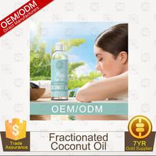 16 oz fractionated coconut oil carrier oil for aroma massage oil