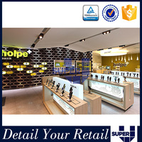 retail store interior and exterior design mobile store design