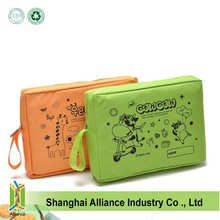 Custom Portable Cute Polyester Stationary Pencil Or Book Cases