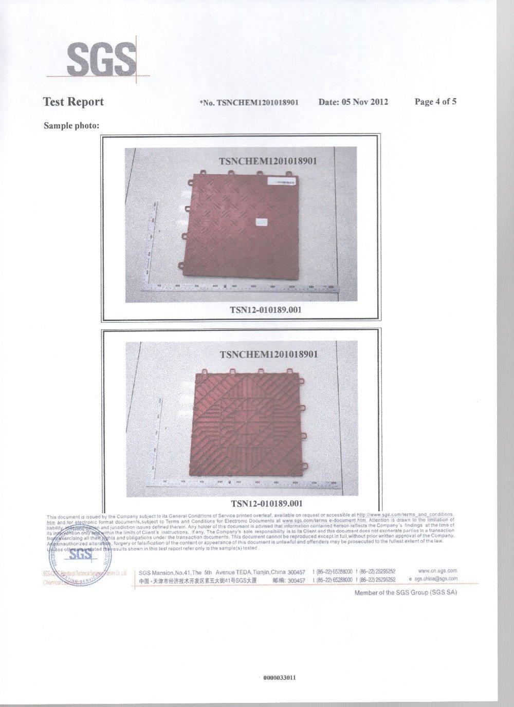 Vinyle pvc plancher pp garage protection de plancher for Plancher exterieur plastique