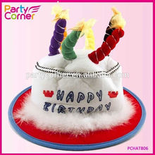Happy Birthday Candle Hat