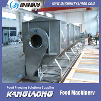 High Quality Fruits&Vegetable Spiral Blanching Machine