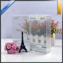 caja de plástico transparente