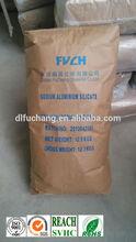 Sodio silicato de aluminio / Similares con Degussa Sipernat 820A / tio2 extensor