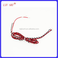 high quality 4pin car wiring harness, auto wire harness, one end immersion