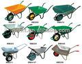 popular y barato dos rueda de carretilla de mano wb6211