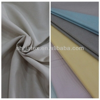 polyester cotton piece dyed combed oxford fabric for shirt