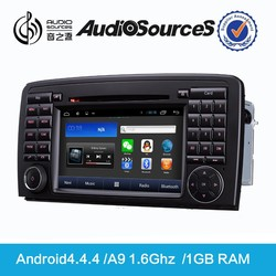 android car dvd for s class w220 with OPS IPAS MFD SWC 3G Radio Bluetooth