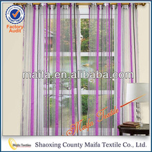 Most popular Shaoxing supplier Fashion Colorful hospital cubicle curtain