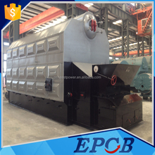 Hot Sale Low Pressure High Efficiency Chain Grate Coal Fired Boiler