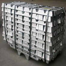 High Purity 99.5%-99.995% Zinc Ingot from China manufacturer
