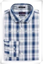 image cuello camisa de lino blanco para los hombres