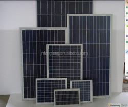 High Quality and Best Price Per Watt Polycrystal 50W Solar PV Panel