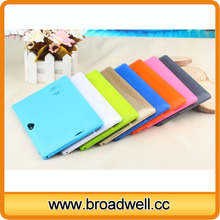 New 2015 Cheapest 7 Inch Colorful Big Speaker Tablet Android 4.4 With Bluetooth Flashlight