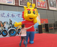 inflatables from china best advertising inflatable sea dragon