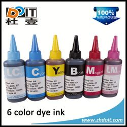 New Products 100ml dye ink for epson RX 610