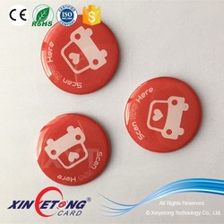 Foreign Popular RFID/NFC Epoxy chip Tags for Access Control