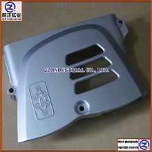 New and original quality silver plated for SUZUKI motorcycle 250CC GN250 procket cam chain cover