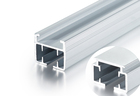 qualidade superior de deslizamento de alumínio da cortina faixa