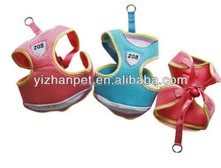 Alibaba China supplier home decor new products mini pet dog safety harness