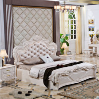 luxury french style bedroom furniture set