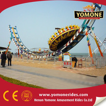 Attractive and Thrilling Amusement Park Rides Flying UFO for sale