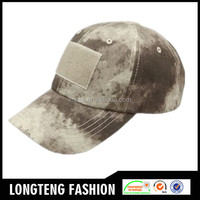 OEM high class unisex printed baseball cap hard hat with removable logo