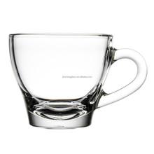 wholesale custom glass espresso Mugs