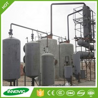 Waste Oil Recycling Fractional Distillation