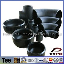 ASME ANSI steel different types of pipe fittings