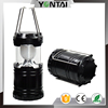 2015 new product collapsible solar led camping lantern