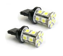 3156 socket auto led 12v bulb 16 SMD car Led Reverse lamp