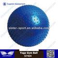 Moda anti- ráfaga de alta calidad de la aptitud del cuerpo eco yoga bola de la gimnasia