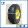 China Wholesale 3.50-4 PU foam wheel and pneumatic rubber wheel