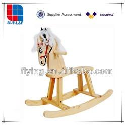 Wooden Horse Toys,Craft Rocking Horse