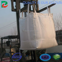 UV resistance 1 ton big bag with cross corner loop for agriculture products