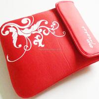 Reversible Neoprene new arrival laptop sleeve for ipad Air waterproof laptop bag 17.3