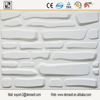 Hot Sale Beautifull Wall Decoration Plant Fiber 3D Wall Panel