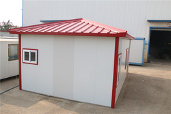 china shipping sale practical aitiearhquake easy assemble flat roof prefab house