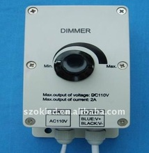 low price high voltage led dimmer