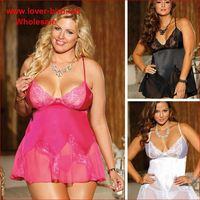 Wholesale 2015 Plus Size Sexy Lingerie for Fat Women